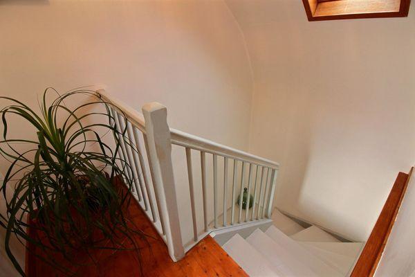Etage/Accès chambres lit de 160 et lit de 120