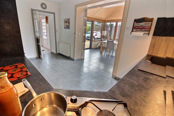 Cuisine équipée 12 m2