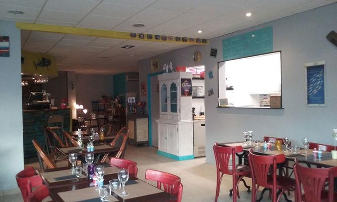 3LOCTUDY restaurant au Merlan Frit Pays Bigouden Sud Finistere Bretagne