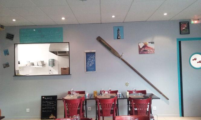 4LOCTUDY restaurant au Merlan Frit Pays Bigouden Sud Finistere Bretagne