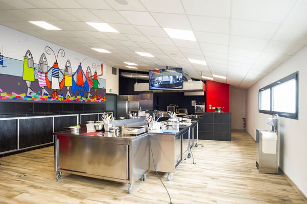 Atelier de cuisine - à l'Hatelier - Haliotika -  Guilvinec - Pays Bigouden
