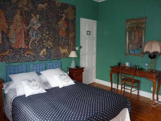 8 Chambres d'hôtes Mme Martine TRIGER - Guilvinec - Pays Bigouden (4)
