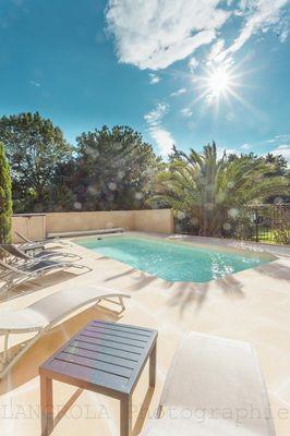 MAISON DE SARAH piscine 3