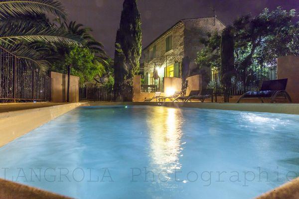 MAISON DE SARAH piscine 4