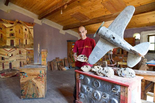 Musée des meubles modestes - Bassan