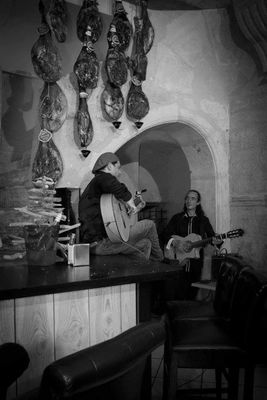 O Baricochon musiciens