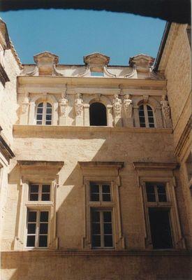 Hôtel de ville Béziers
