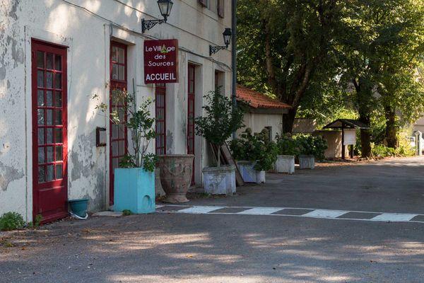 Accueil Le village des sources