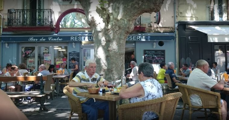 Bar du centre Sérignan
