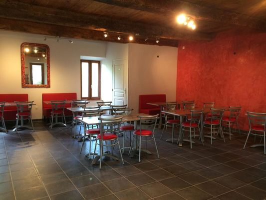 Café de la Place intérieur