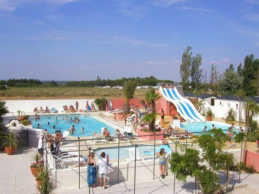 Camping Club de l'Hermitage Valras-Plage