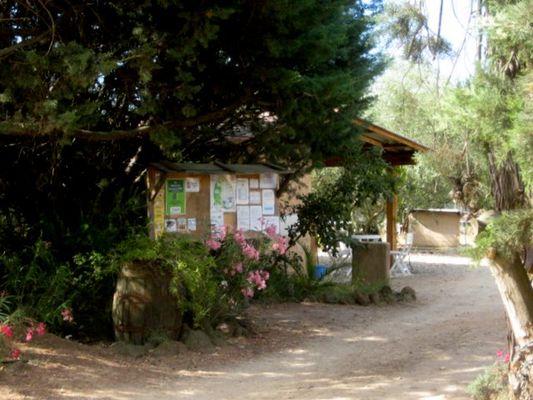 Camping Clairac_accueil Béziers