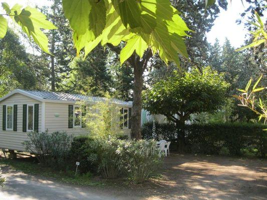 Camping Le Rebau15 - Montblanc