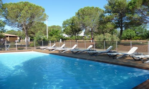 Camping Les Terrasses St Chinian - Piscine 3