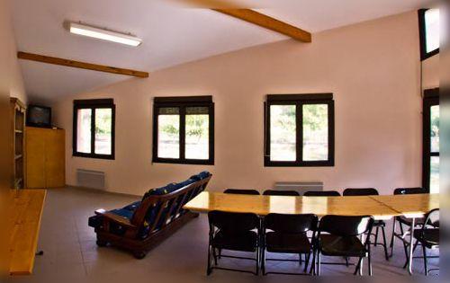 Camping de l Font Salle Commune