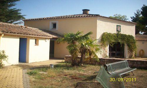 Campotel de Roquebrun - Salle