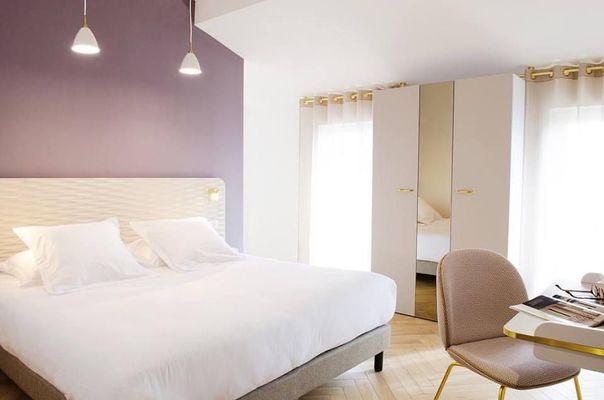 Chambre Supérieure - Hôtel XIX
