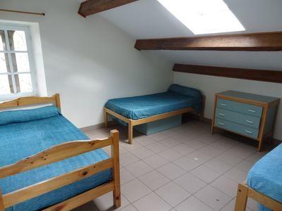 Chambre 2 gîte Le Chalet