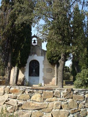 Chapelle Sainte Suzanne.