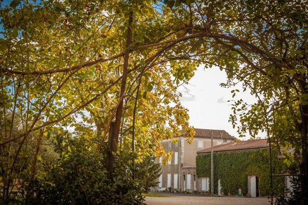 Chateau la Dournie-Saint Chinian_0