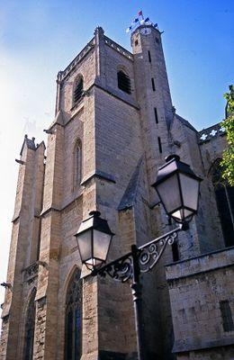 Collégiale St Etienne