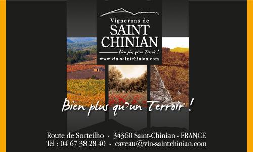 DEGLAR034FS0011B - Cave des vignerons de St Chinian