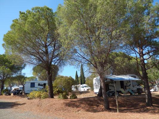 Camping traditionnel avec ou sans électricité