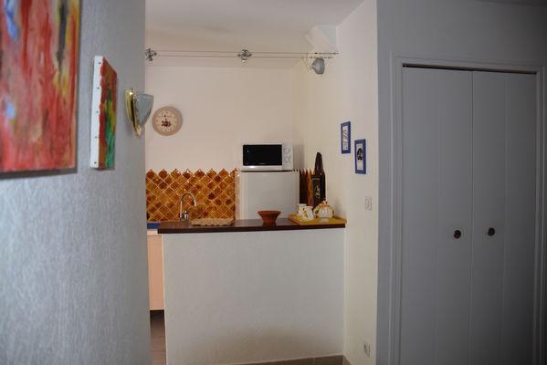 Coin cuisine - Valras-Plage
