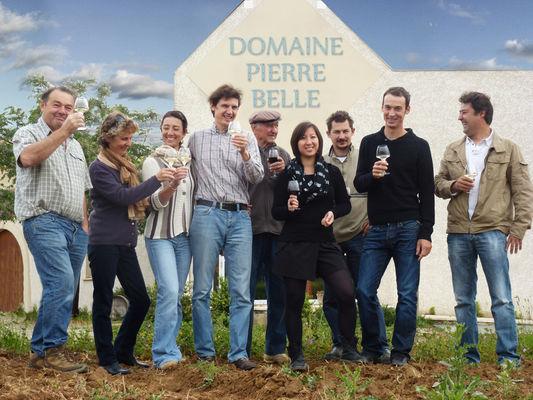 Domaine de Pierre belle - Dégustation 1