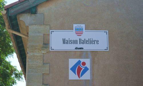 ECLUSE DE BEZIERS - MAISON BATELIERE