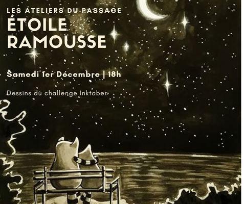 Exposition d'Etoile Ramousse