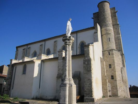 Eglise Corneilhan (1)