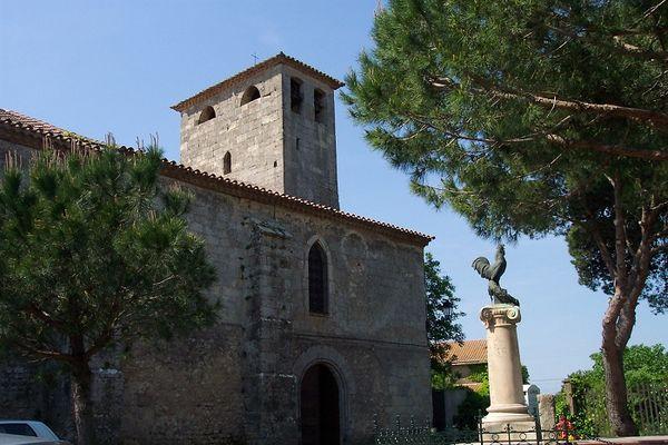 Eglise Sauvian