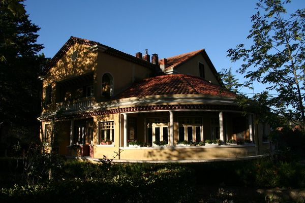 Le Martinet- La Maison