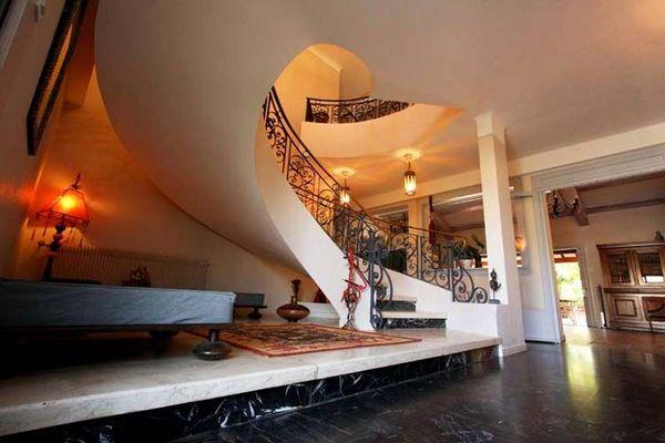 Hall villa gabrielle sauvian le 7 janv 2013