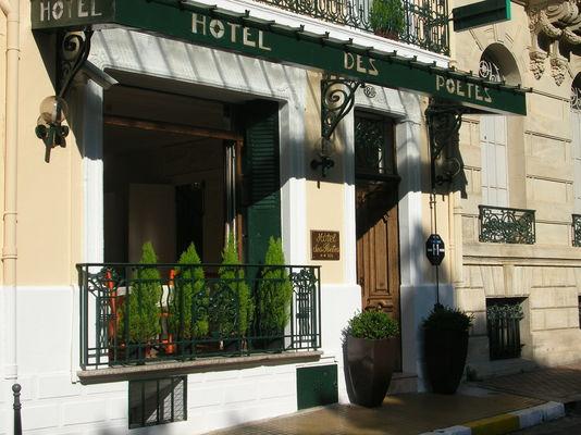Hôtel des Poètes Béziers