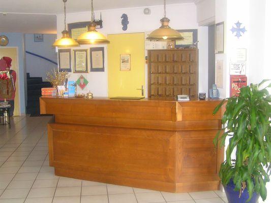 Hotel Albizzia Valras