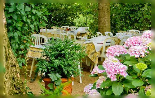 Hotel Bourrel Terrasse