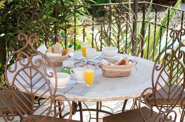 Oasis du Golf - Petit déjeuner