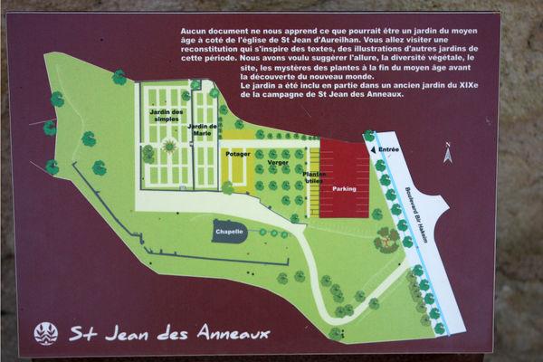 Jardin médiéval (2)