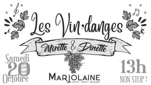 Mixette & Dinette - Les Vin'danges