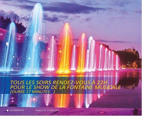 La Fontaine Musicale