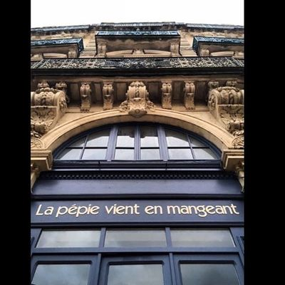 La Pépie - façade