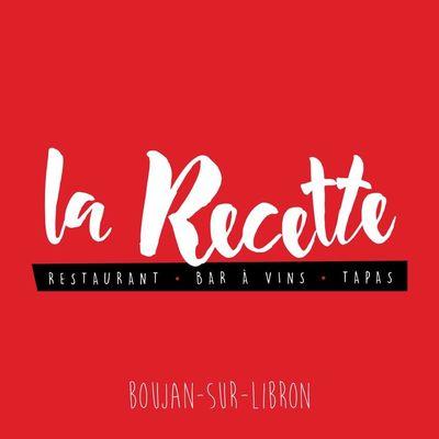 La Recette Boujan logo