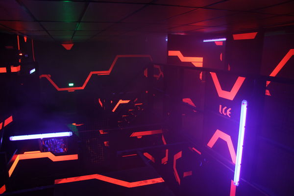 Laser Game Evolution  (4)