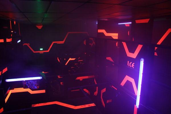 Laser Game Evolution  (4)