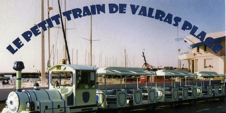Le Petit Train Touristique Valras