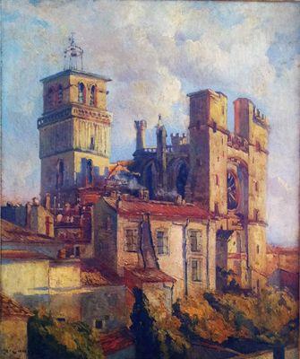 Visite cathédrale Marcel Causse