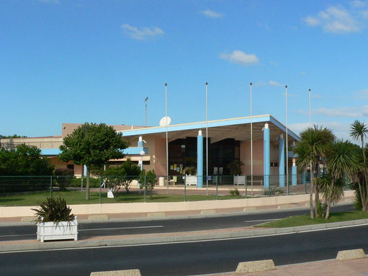 Palais de la mer - Valras-Plage