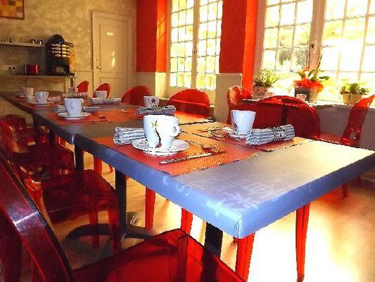 Photo 6 salle du petit déjeuner